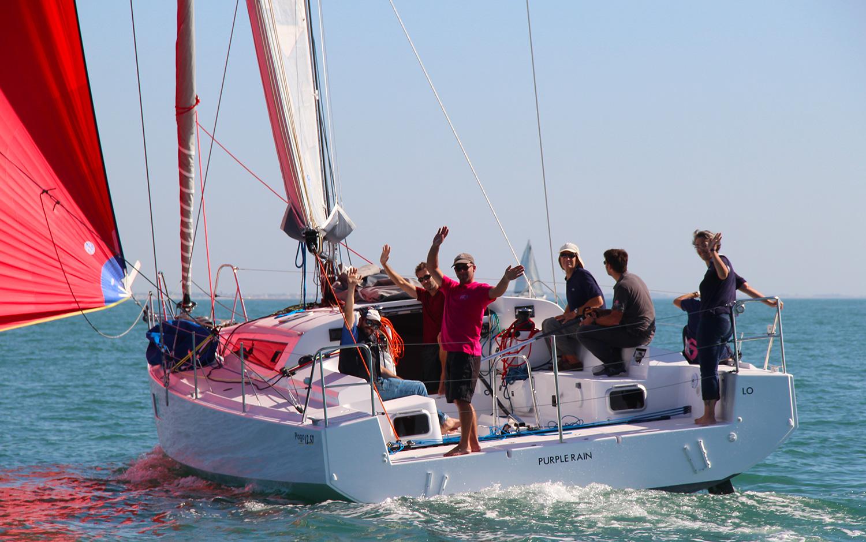 Charter mit Skipper