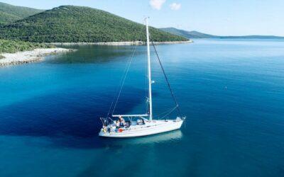 Chartern in Kroatien