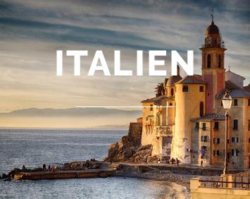 Italien Kreuzfahrt